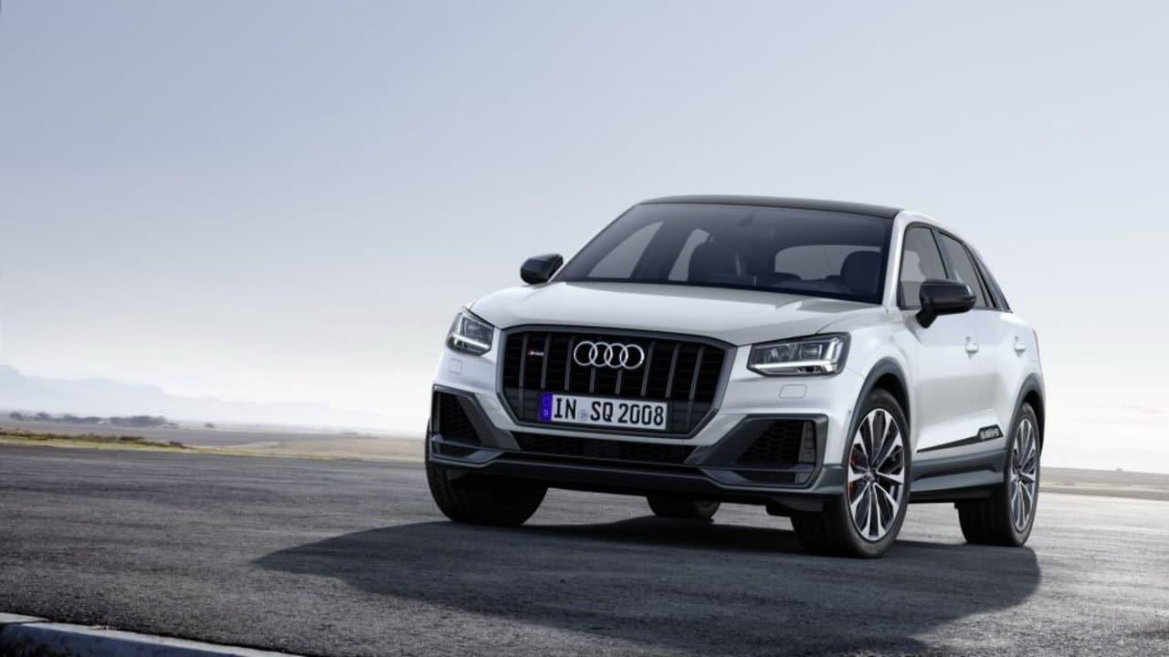 Audi SQ2 Mondial de l'auto Paris