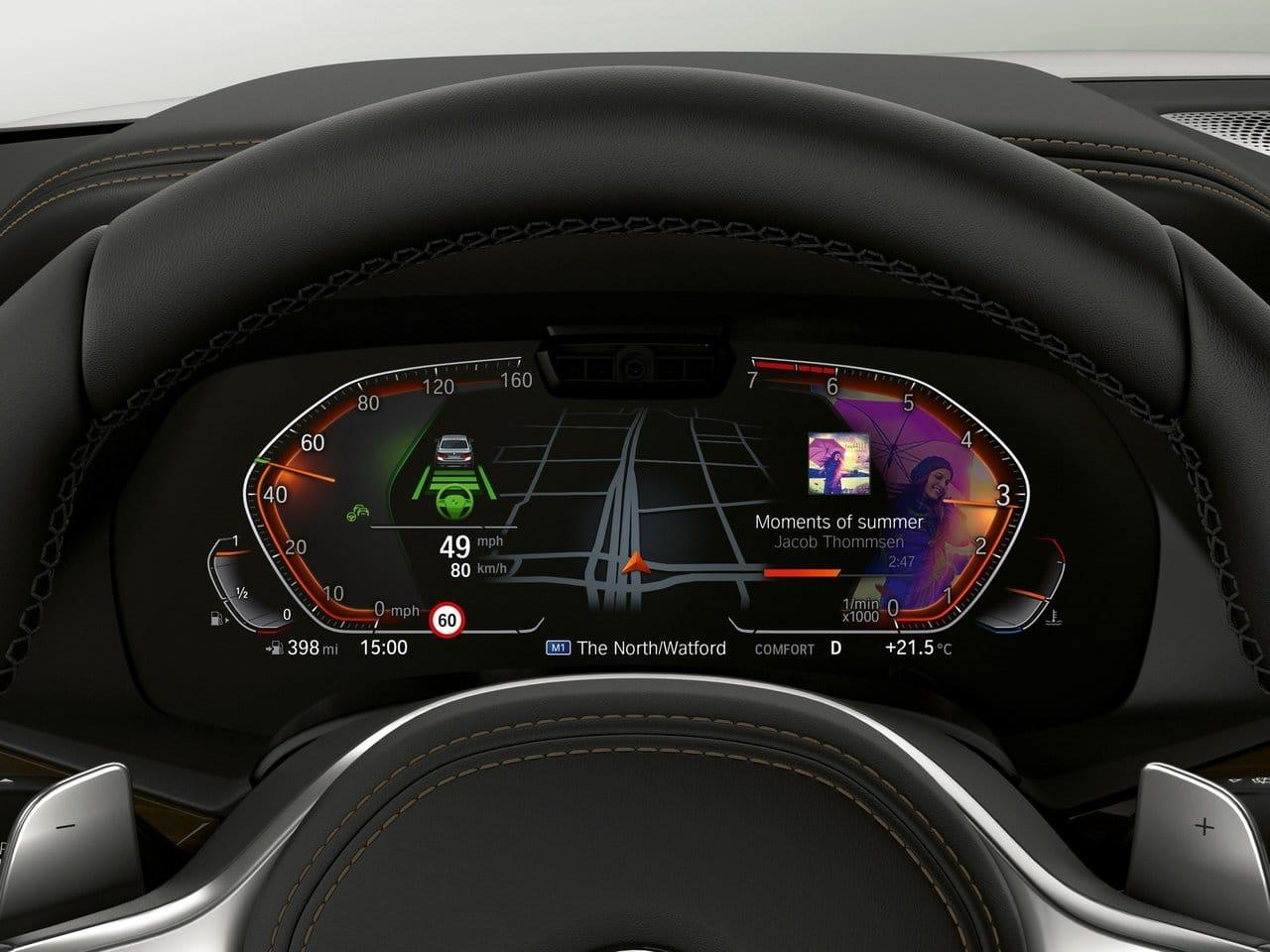 Instrumentation BMW Série 3