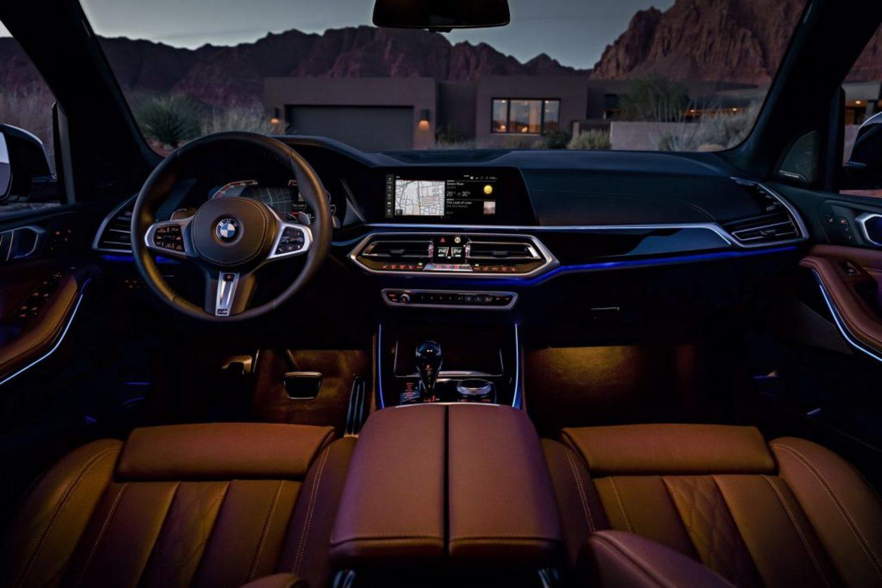 Interieur BMW Série 3
