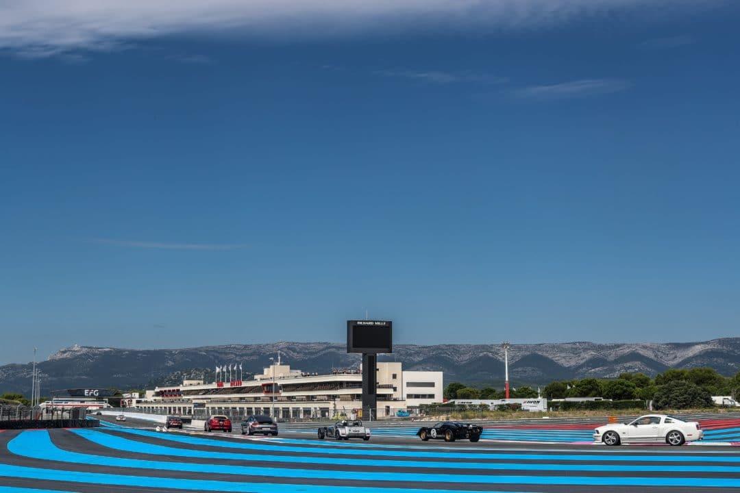 10000 tours du Castellet pour l'essai de la Ford Fiesta ST