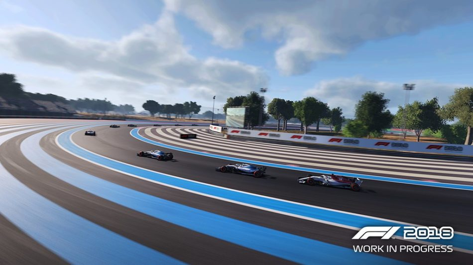 Circuit Paul Ricard - F1 2018