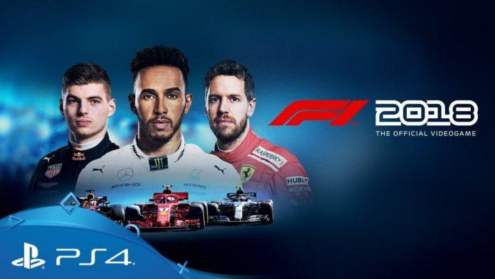 Test PS4 F1 2018