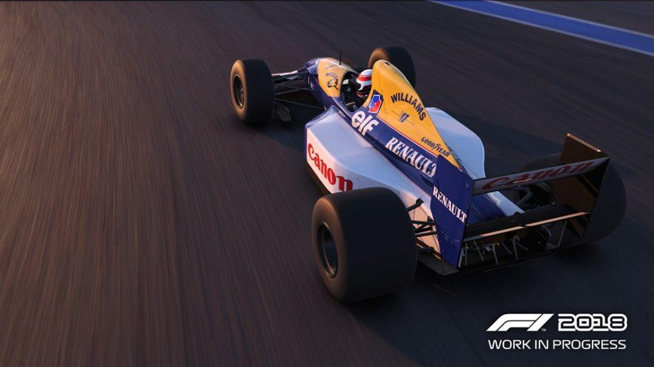 F1 2018 détails circuit