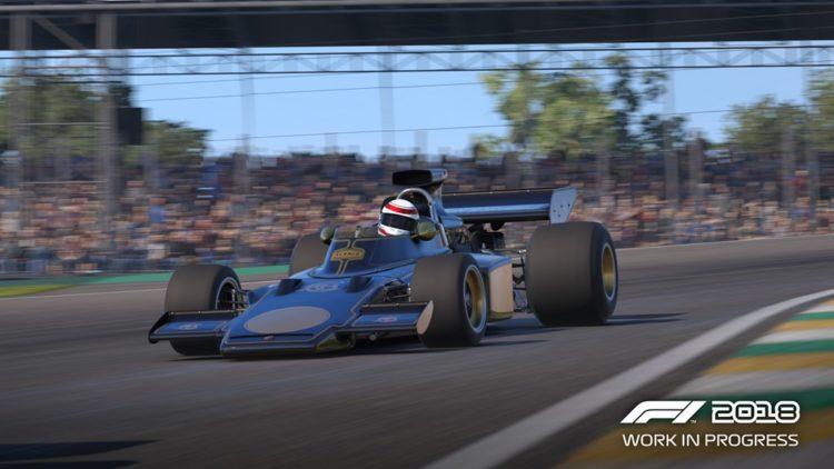 F1 2018 - Lotus
