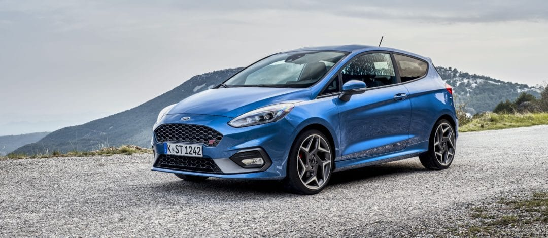 Essai route Ford Fiesta ST 2019