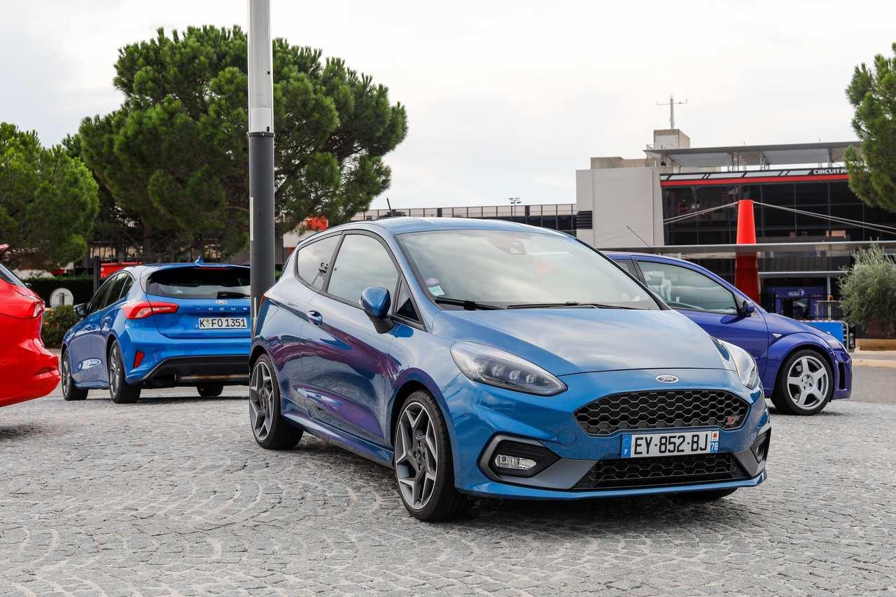 Essai Ford Fiesta ST 2019