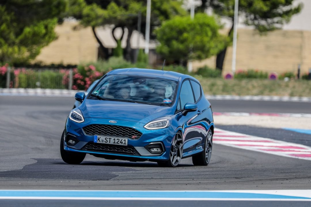 Essai Circuit Ford Fiesta ST 2019 (1)
