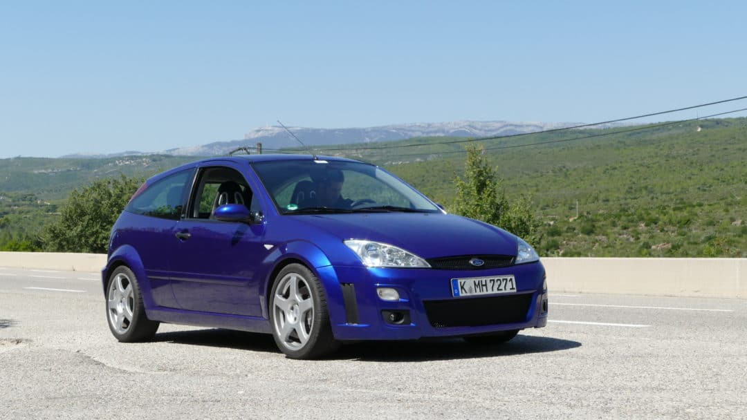 Ford Focus RS Mk1 youngtimer