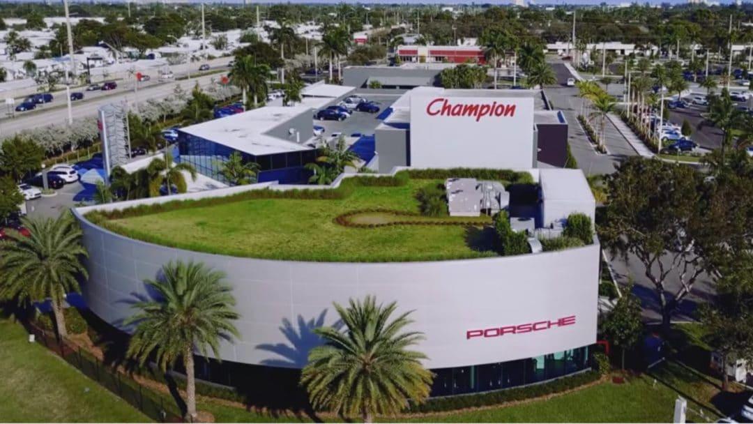 Porsche USA Floride