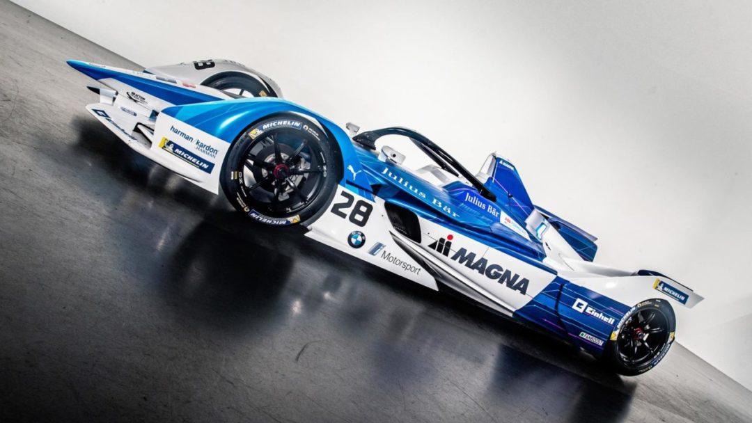 La prochaine BMW i8 héritera de la technologie Formule E