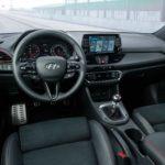 Hyundai i30 Fastback N interieur