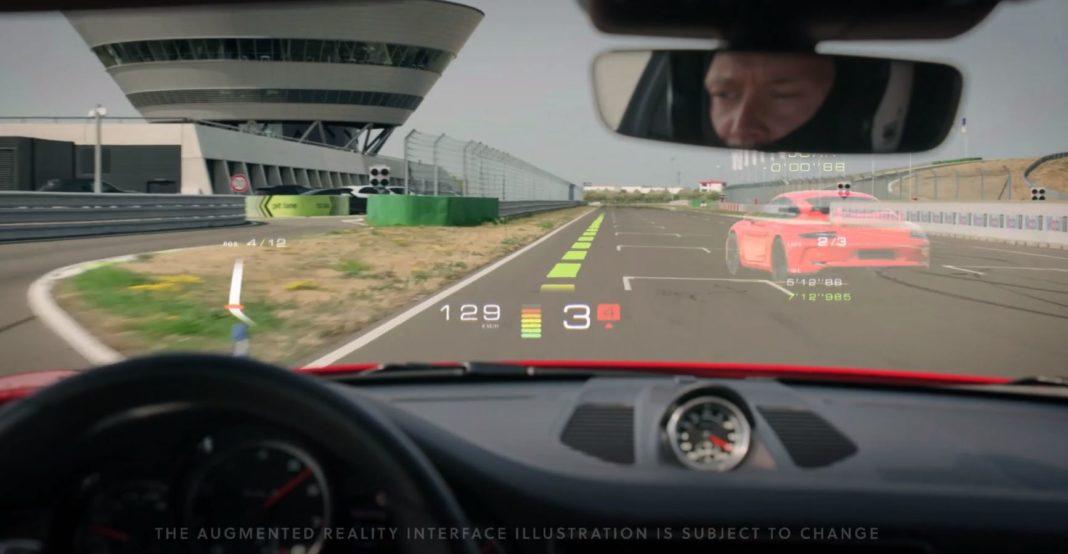 L'ATH de Porsche en action sur circuit