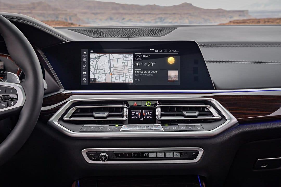 BMW Serie 3 écran tactile