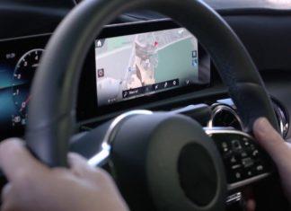 GPS Mercedes