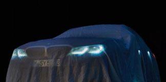 BMW Série 3 au Mondial auto de Paris 2018
