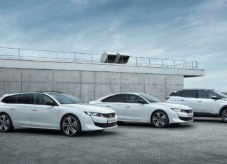 Peugeot hybrides rechargeables