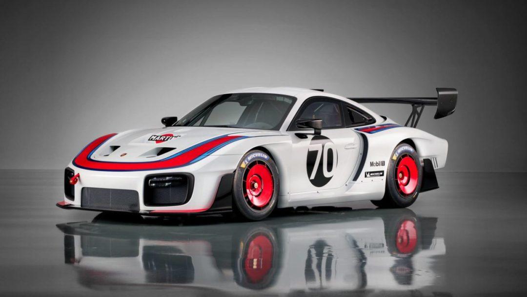 Porsche 935 (2019) - Le retour d'une légende