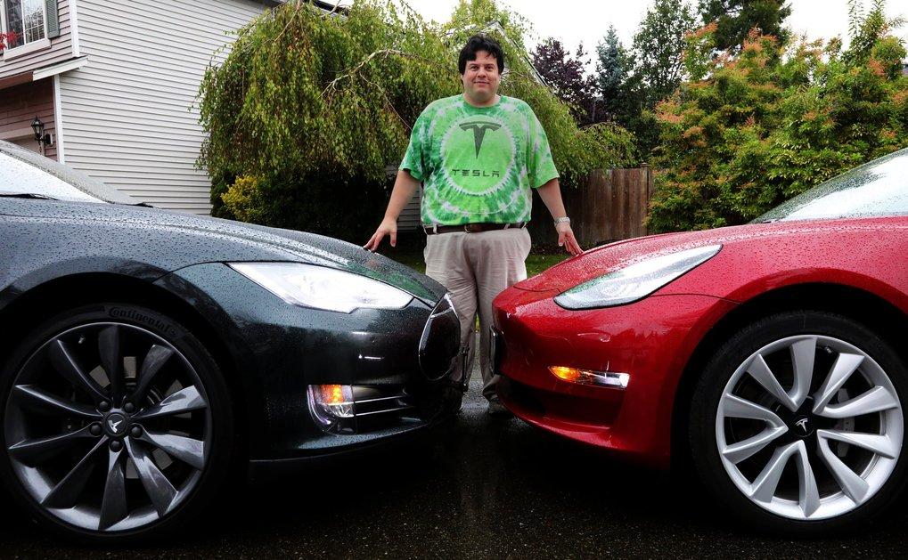 Fan Tesla