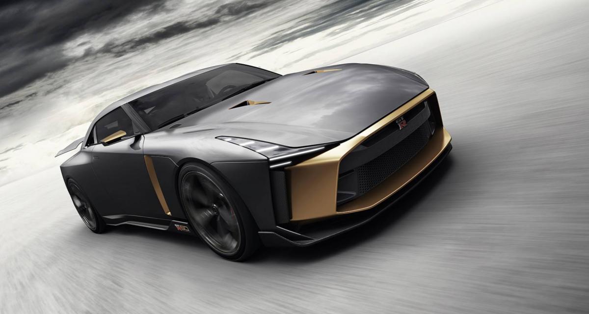 Nissan GTR Concept