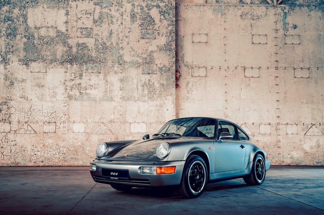 Porsche Project 70