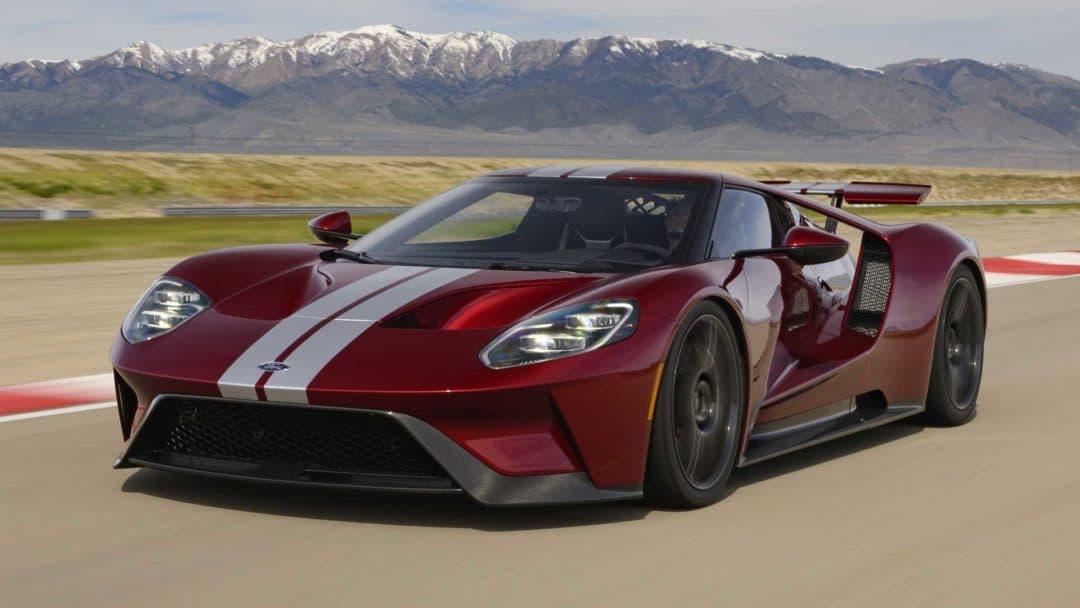 Ford GT production 350 exemplaires pour 2022