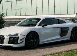 Audi R8 V10 Plus Competition (2018)
