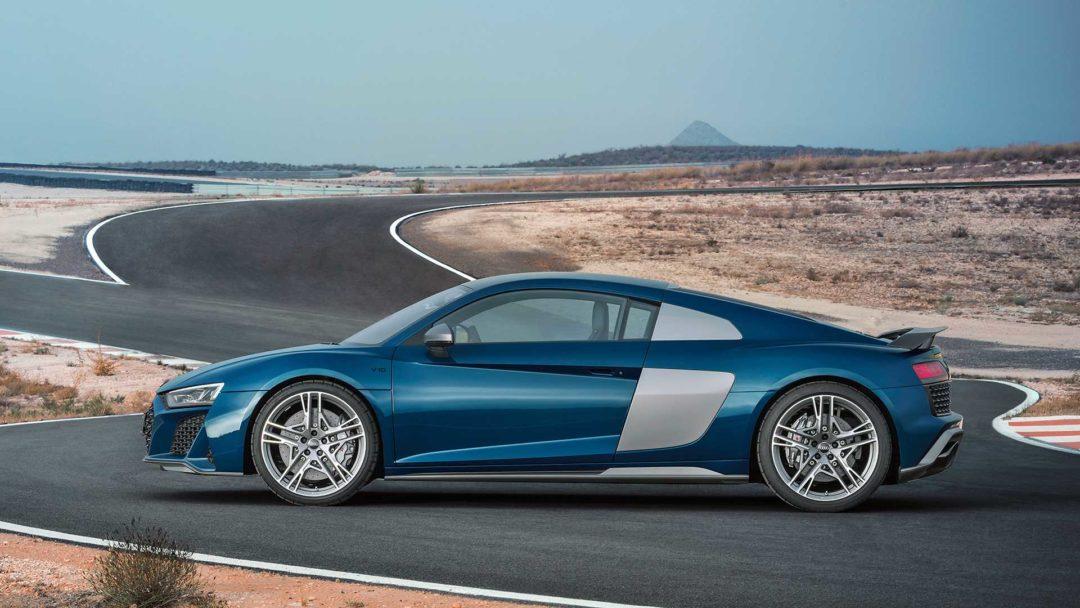 Audi R8 (2019)