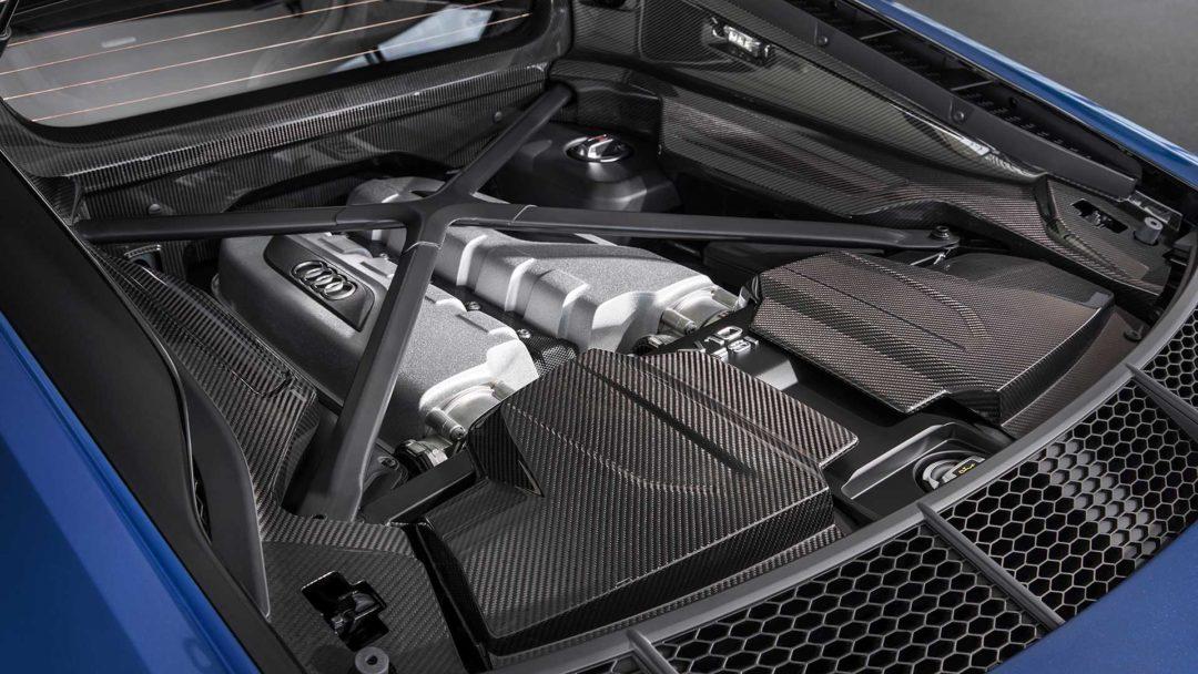 Moteur Audi R8 (2019) restylée
