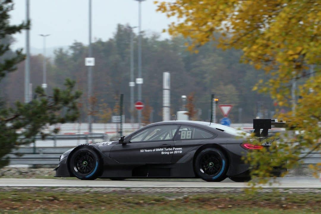 BMW M4 DTM (2019)
