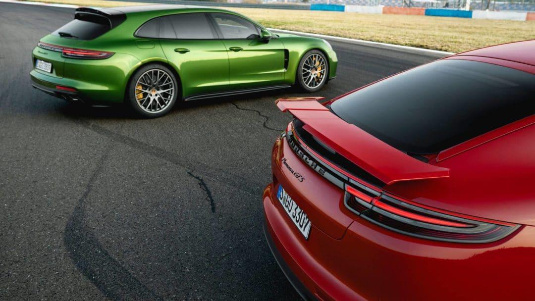 Porsche Panamera GTS et déclinaison Sport Turismo