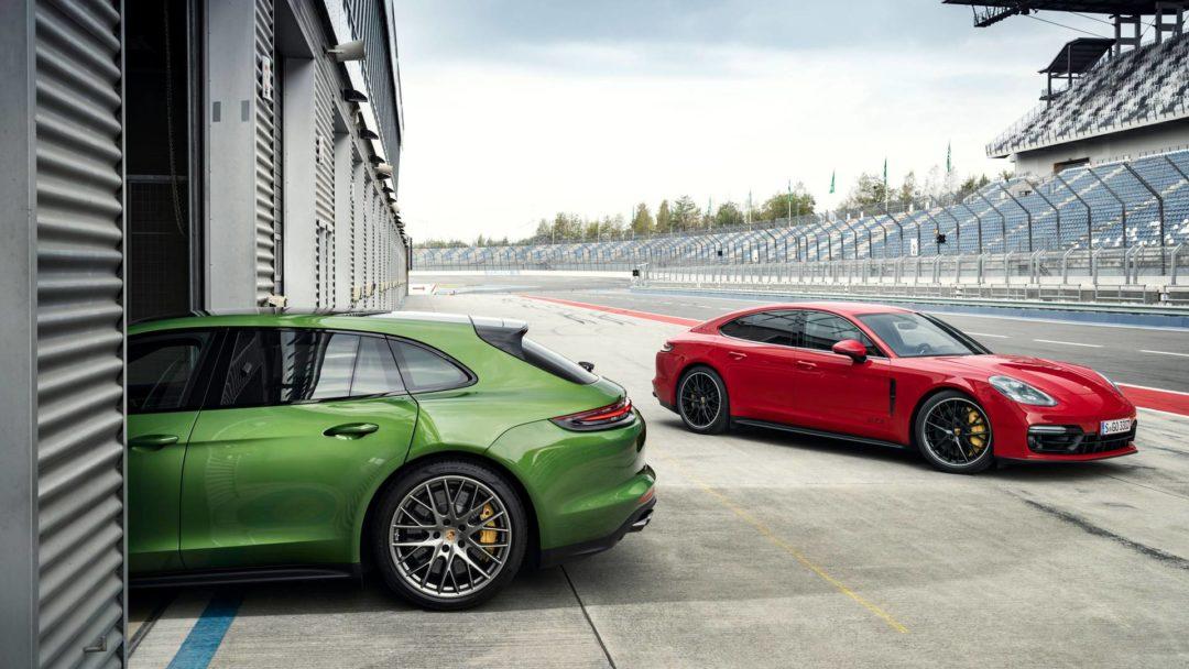 Nouvelle Porsche Panamera GTS