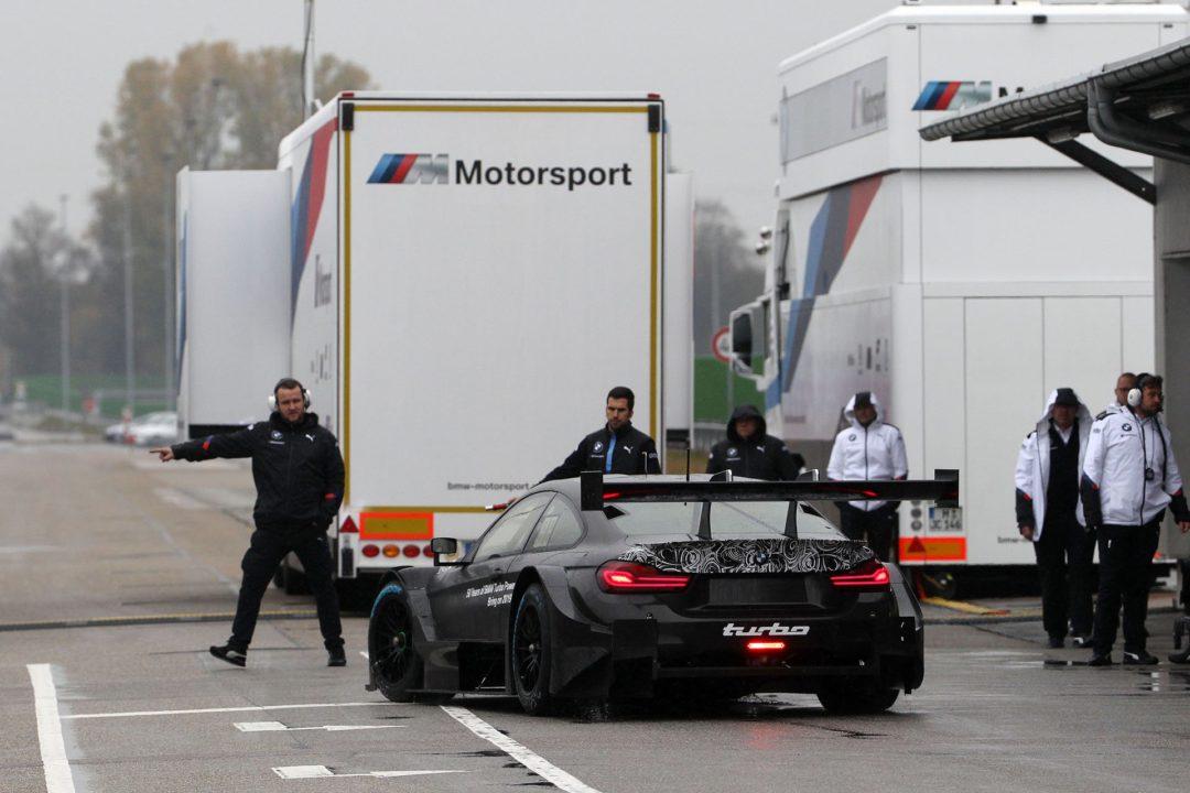 Essais DTM : BMW M4 M Motorsport