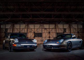 Porsche amène 20 légendes restaurées pour le NEC Classic Motor Show