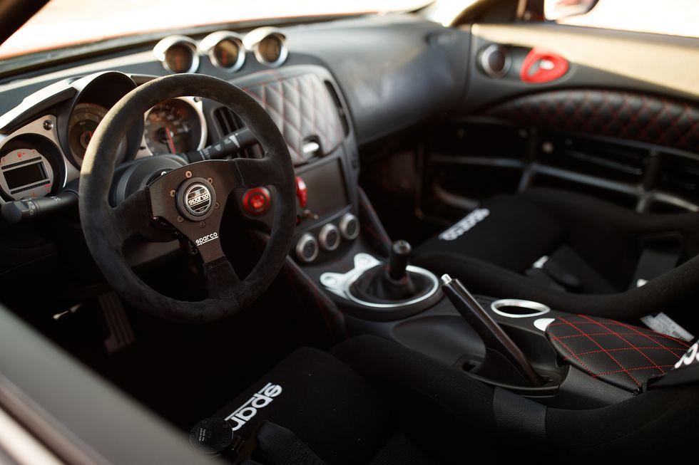 Nissan 370Z Clubsport 23 de SEMA 2018 (3)