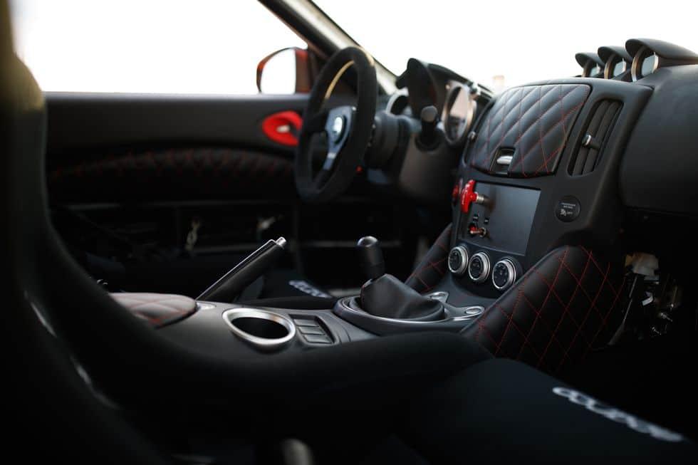Nissan 370Z Clubsport 23 de SEMA 2018 (4)