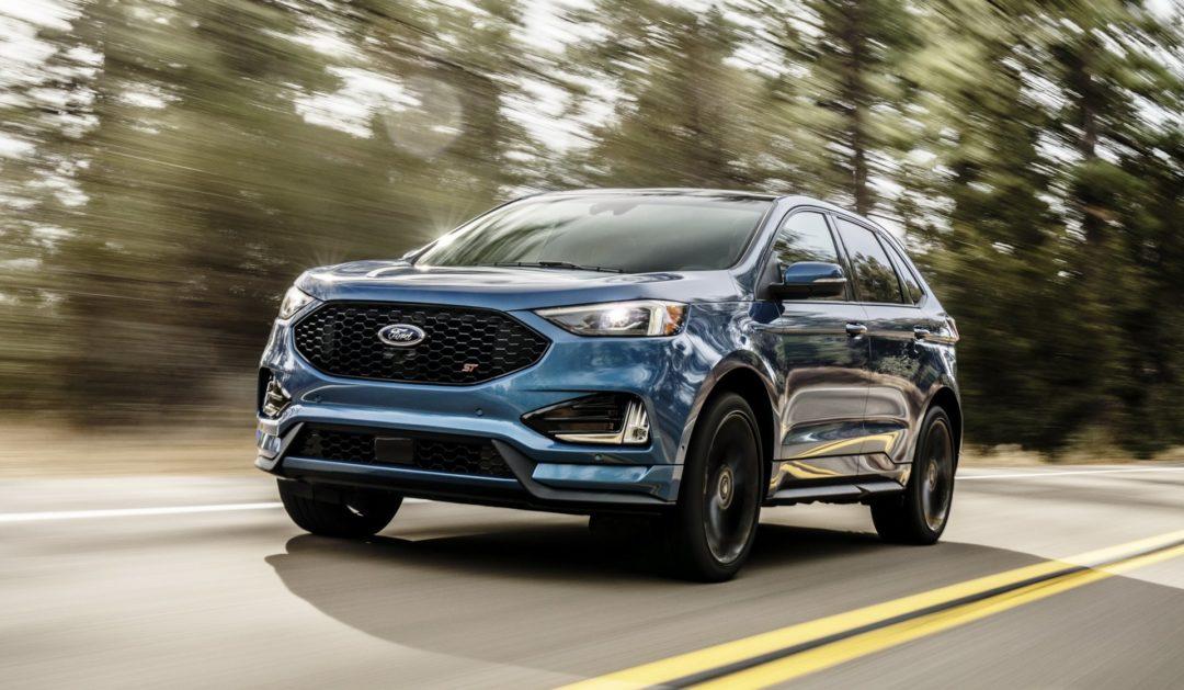 Ford produirait peut être un Edge RS