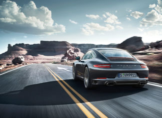 Porsche 911 (992) hybride ?