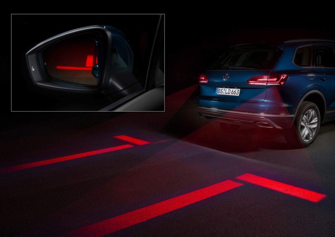phares interactifs Volkswagen
