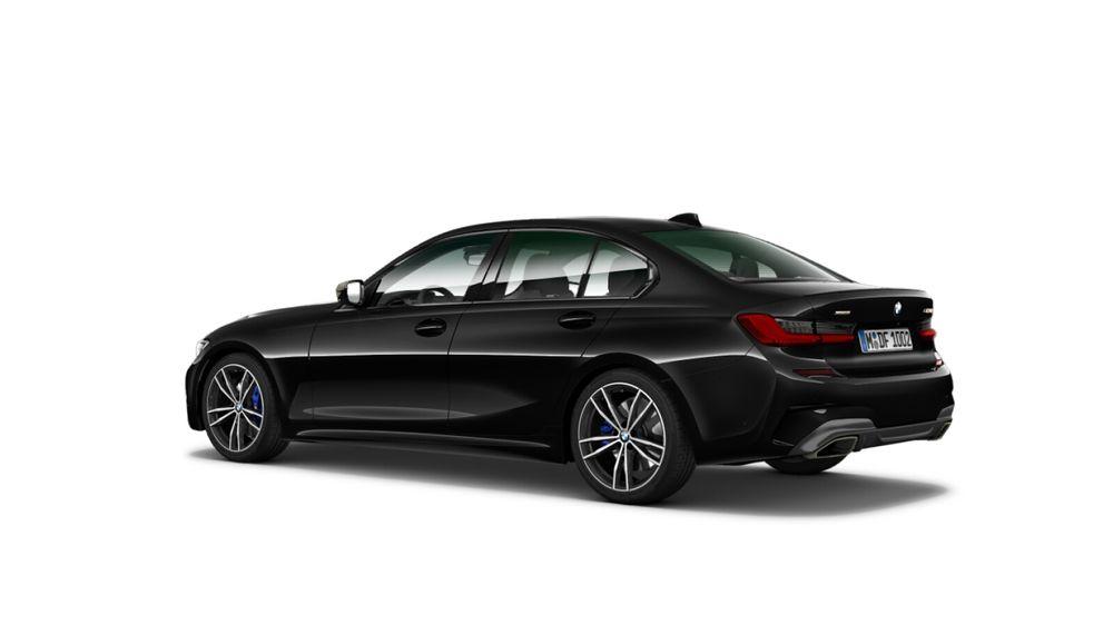 Leak BMW Série 3 G20 (2019)