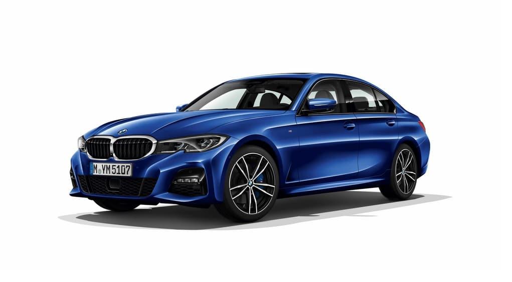 BMW Série 3 (G20) 2019 : Mondial de l'Auto Paris
