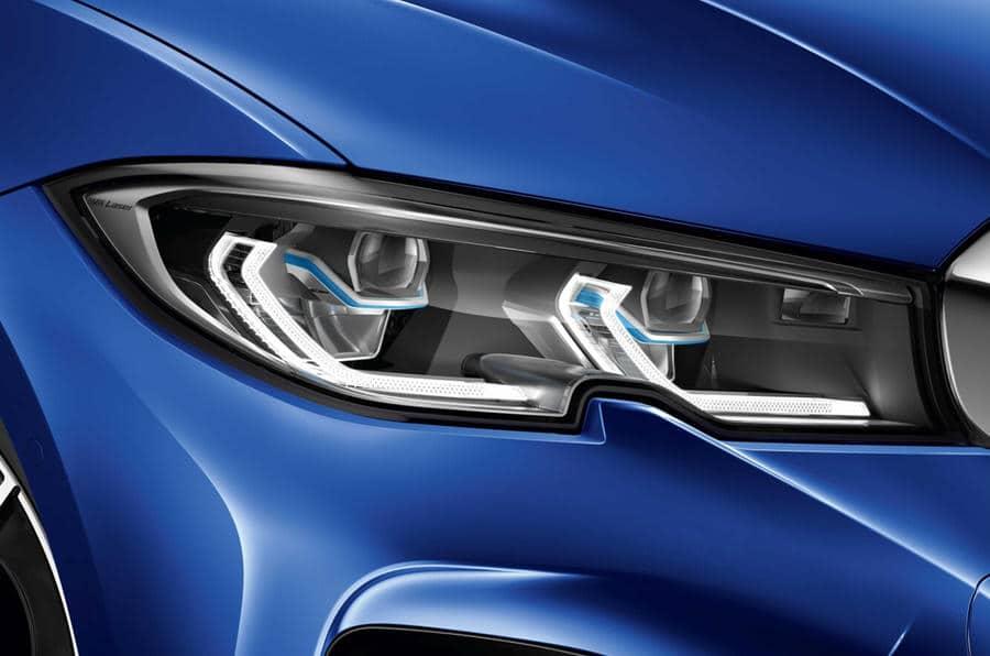 Feux 300e BMW Série 3 G20 (2019)