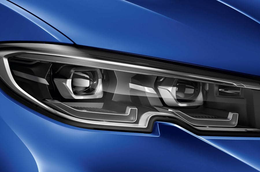 Feux BMW Série 3 G20 (2019)