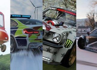 aperçu top 10 voitures insolites forza horizon 4