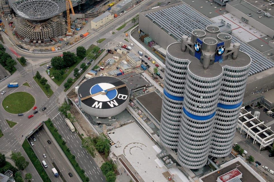 BMW Allemagne