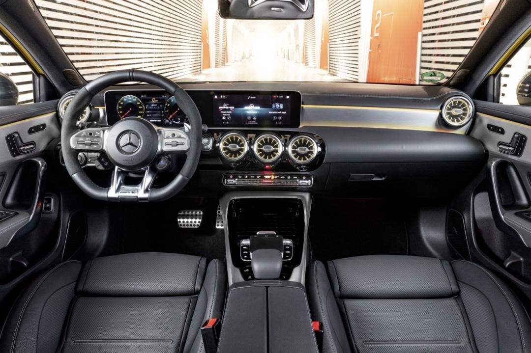2019 Mercedes A35 AMG