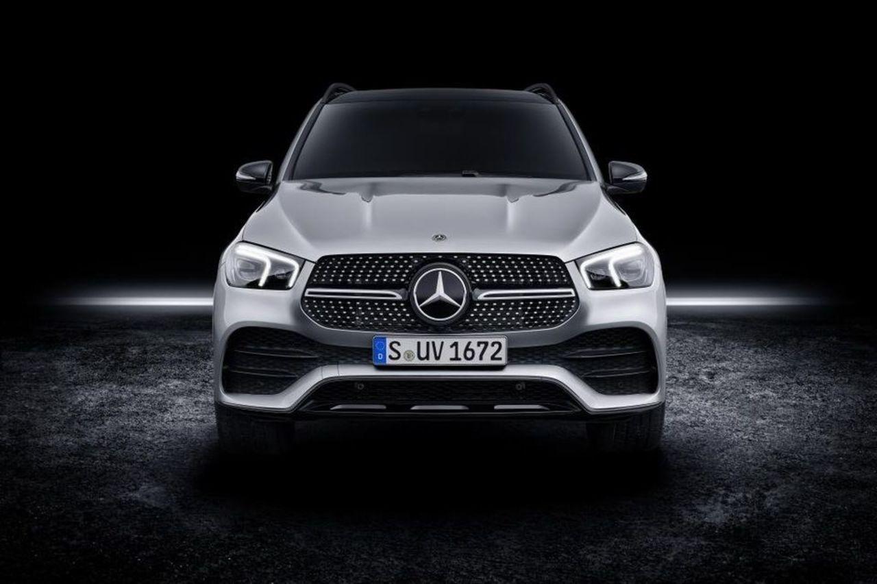 2019 Mercedes GLE