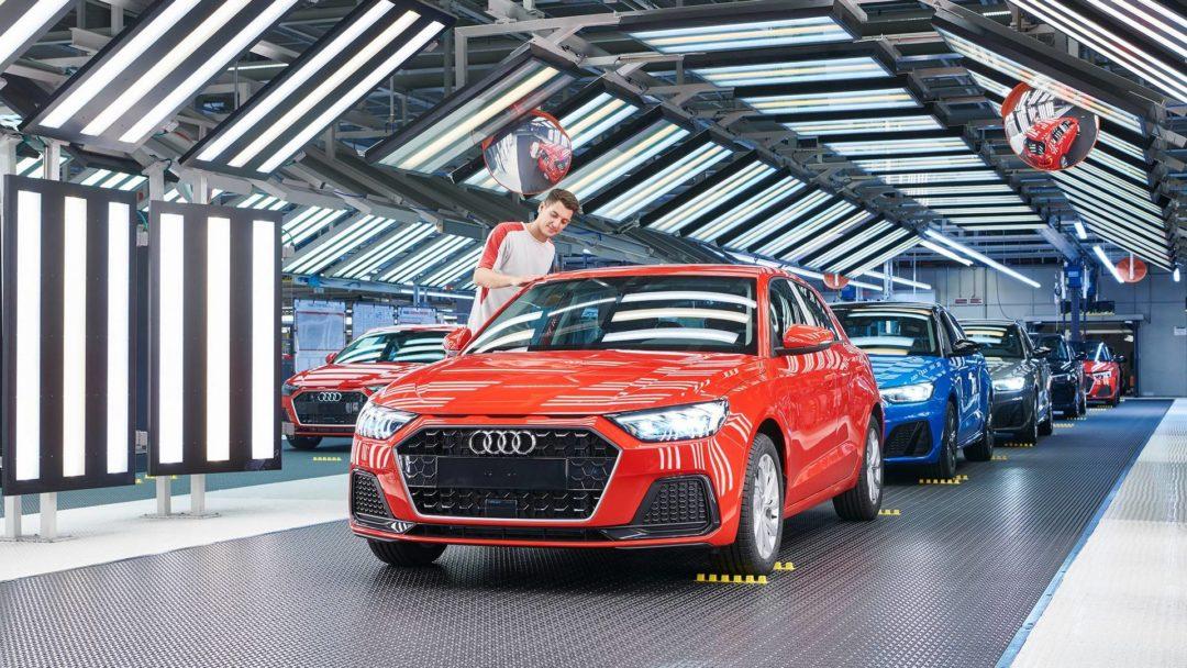 Seat produit l'Audi A1