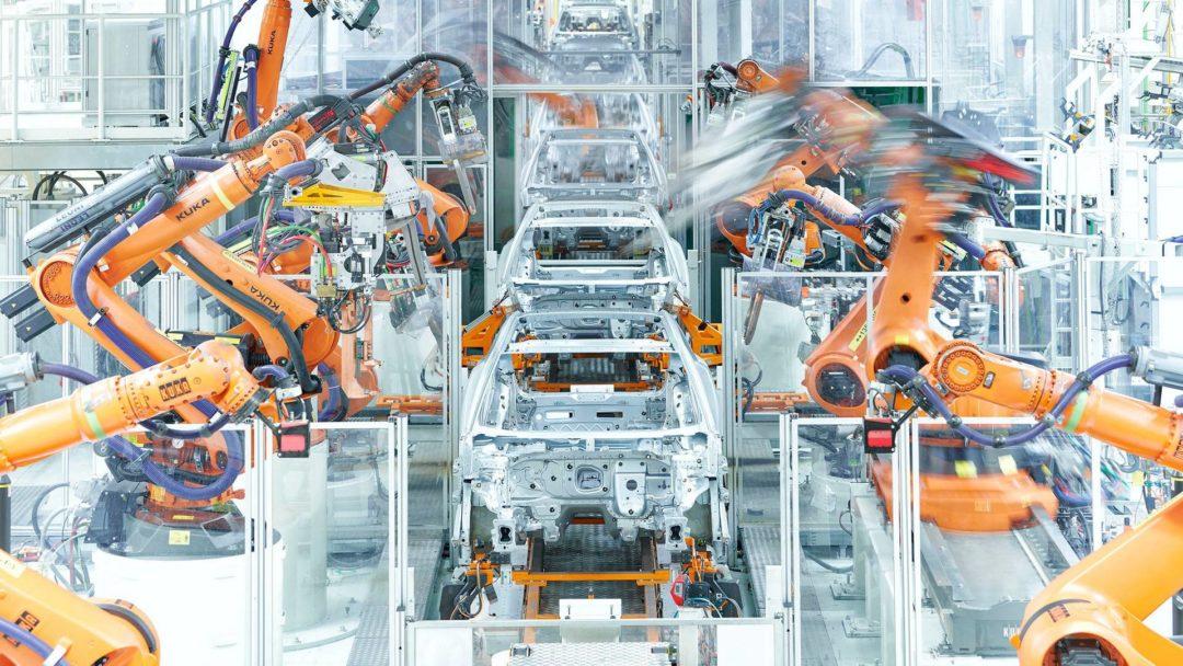 Production de l'Audi A1 (1)
