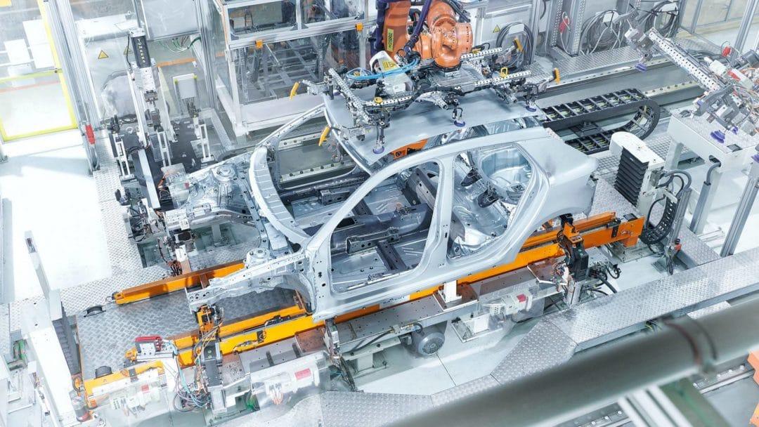Production de l'Audi A1 (3)