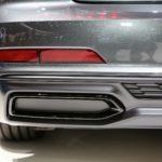 Audi A6 fausses sorties d'échappements Mondial de l'Auto Paris